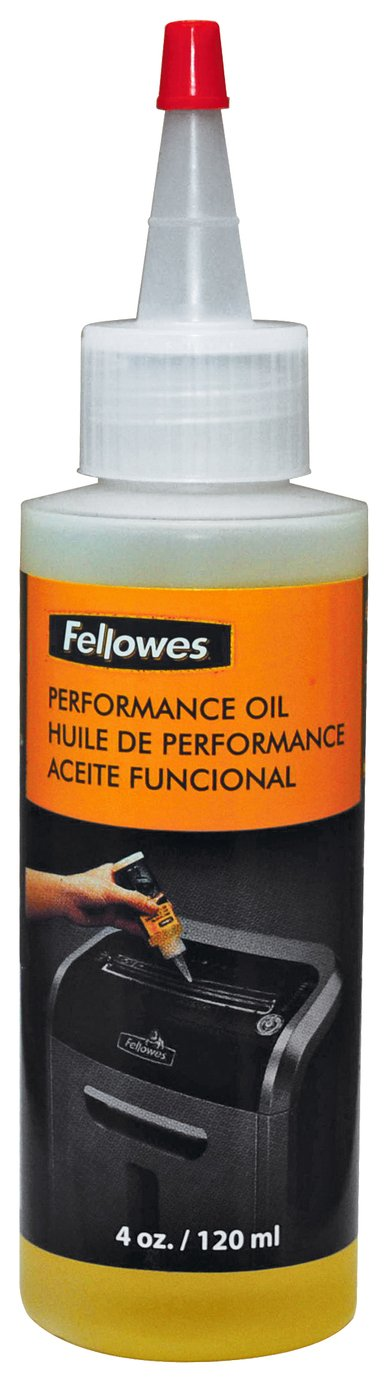 Image of Fellowes 120ml Shredder Oil