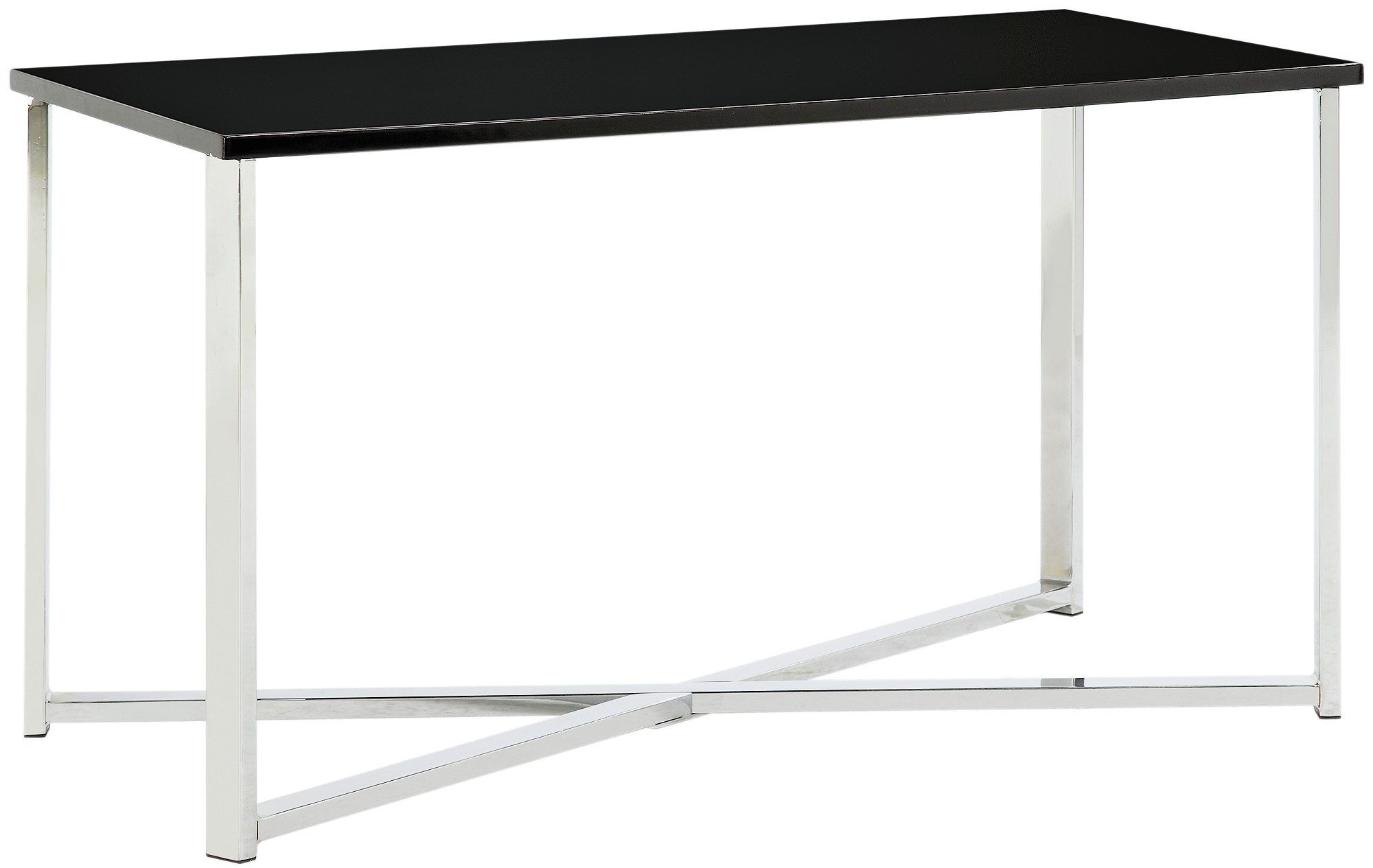 Image of Hygena - Fitz - Coffee Table - Black