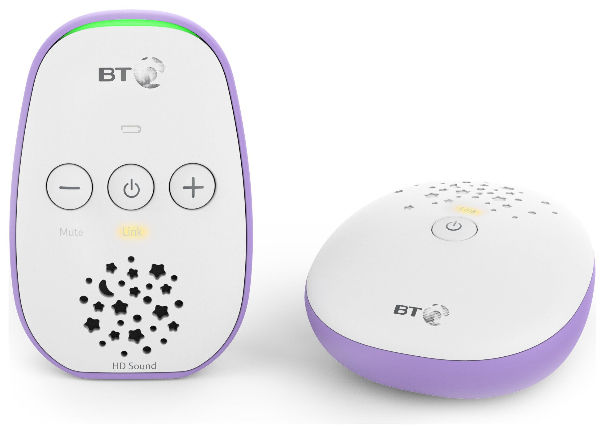 BT 400 Audio Baby Monitor