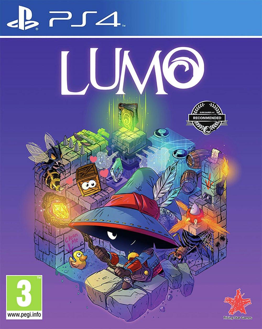 Lumo PS4 Game