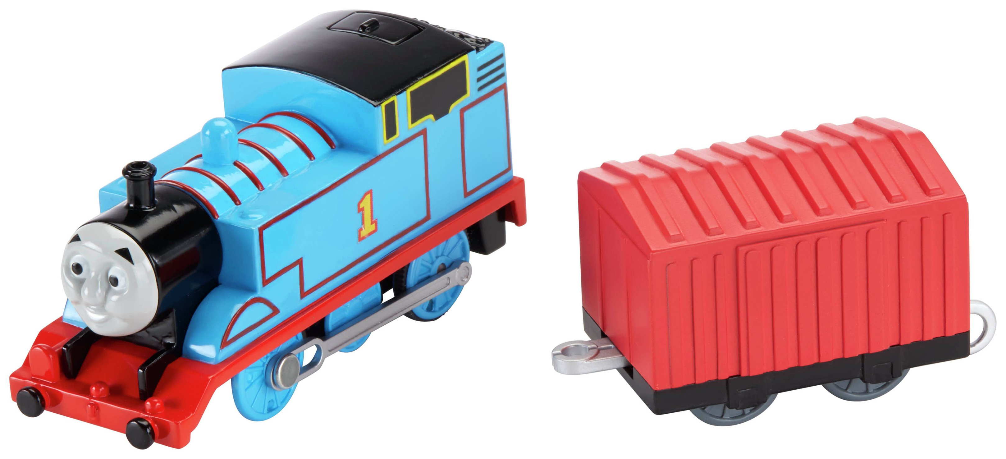 Image of TrackMaster - Thomas and Friends - Motorised Thomas Engine