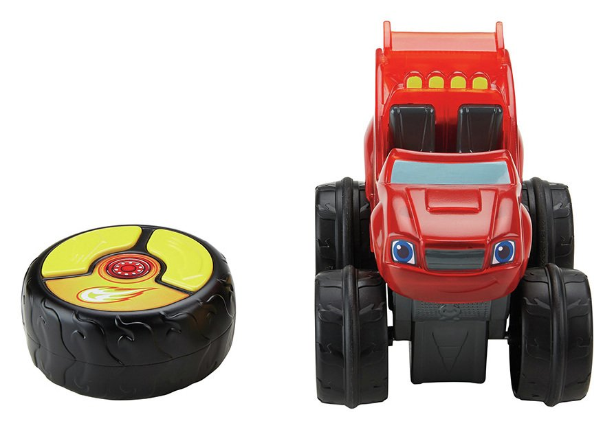 Image of Blaze and the Monster Machines Remote Control Blaze Car