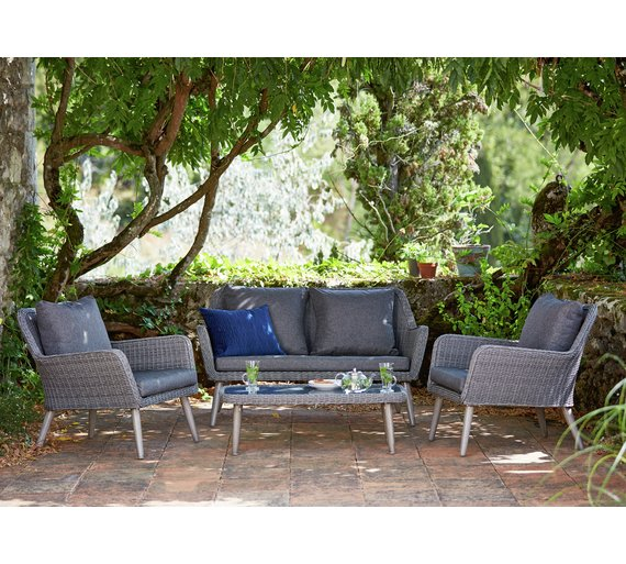 click to zoom - Garden Furniture 4 Seater