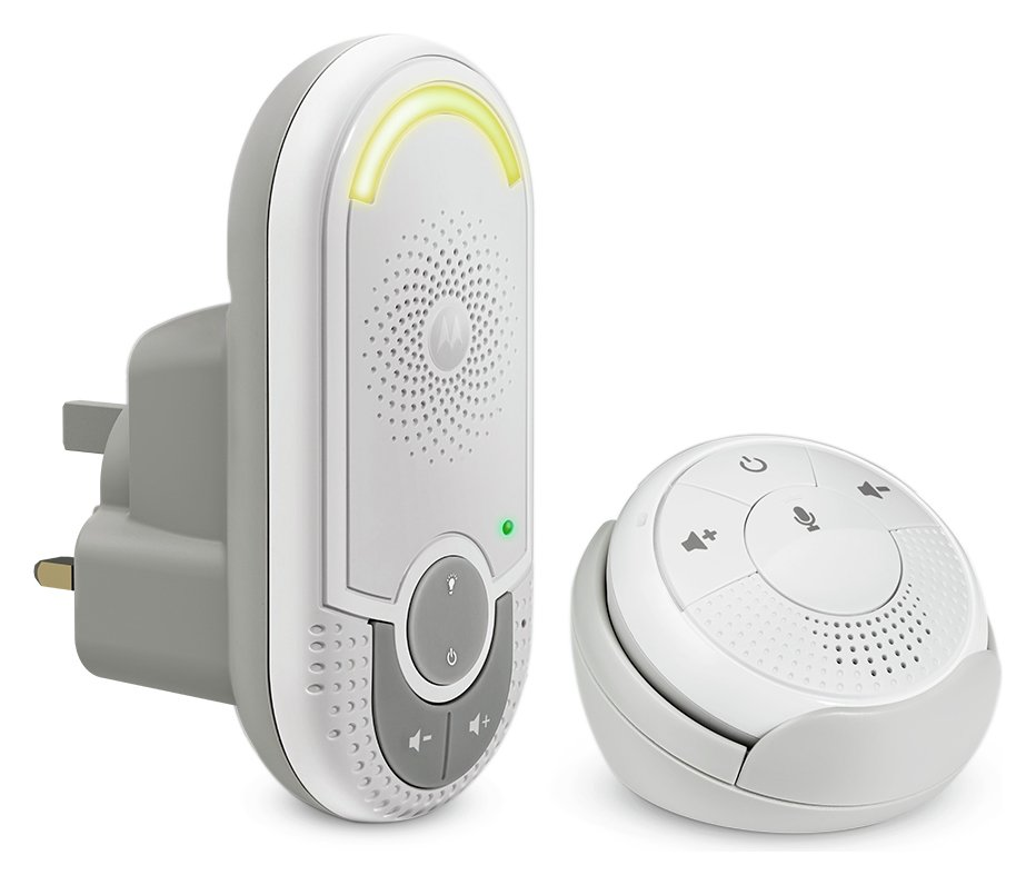 Motorola MBP 140 Audio Baby Monitor
