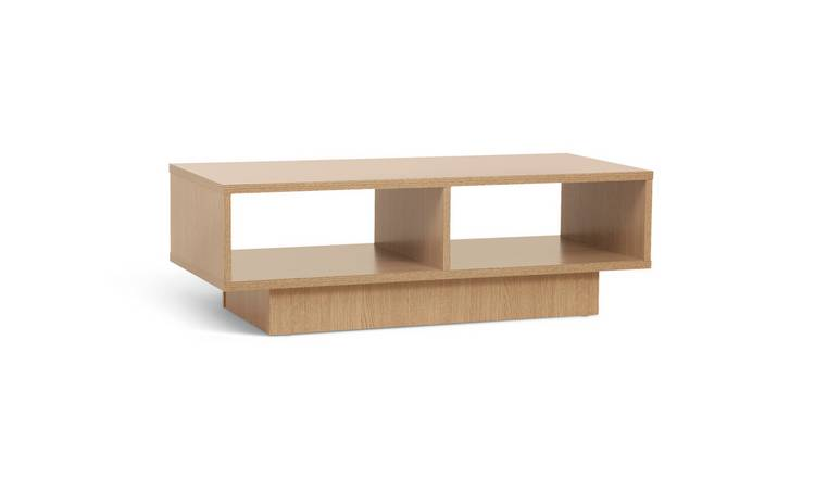 Argos Home Cubes TV Unit - Oak Effect