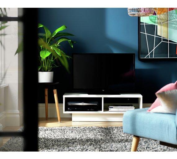 buy argos home cubes tv unit oak effect entertainment units and