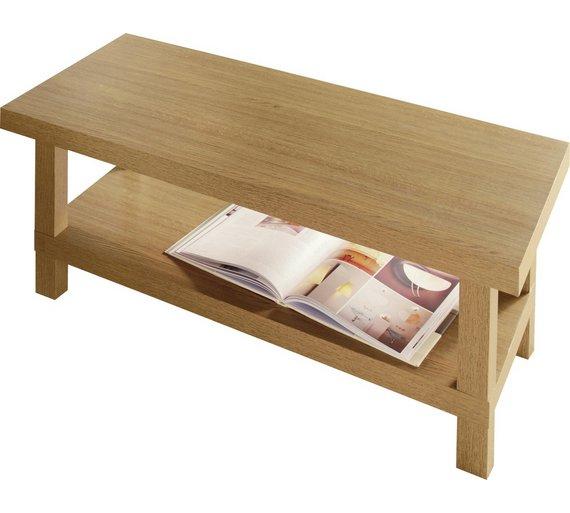 Buy HOME Stratford Chunky Coffee Table