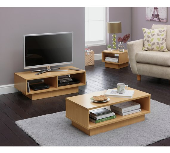 Buy Home Cubes Tv Unit Beech Effect At