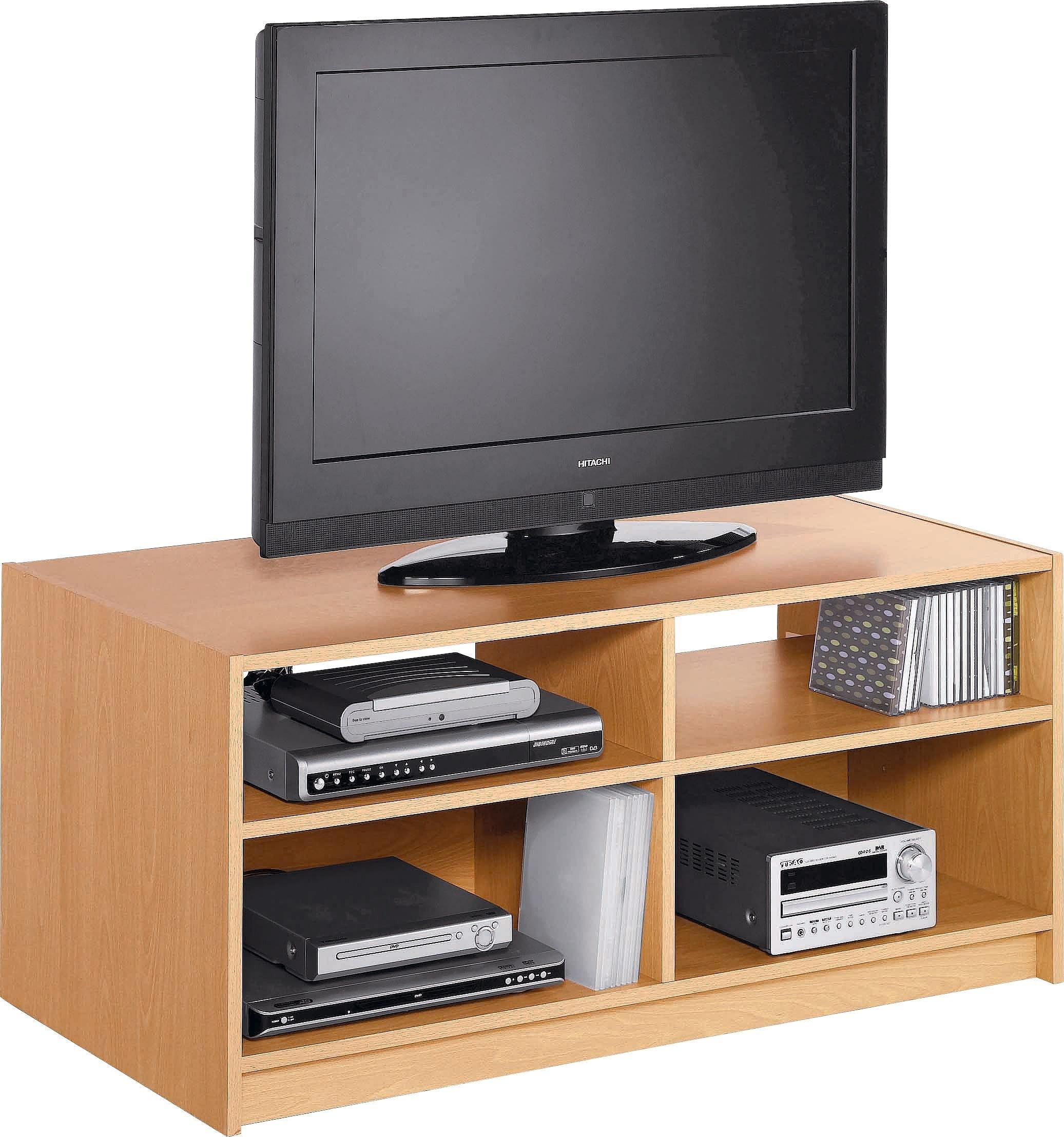 Argos Home Maine TV Unit - Beech Effect