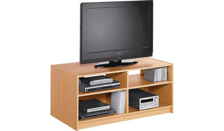 Argos Home Maine TV Unit - Beech Effect