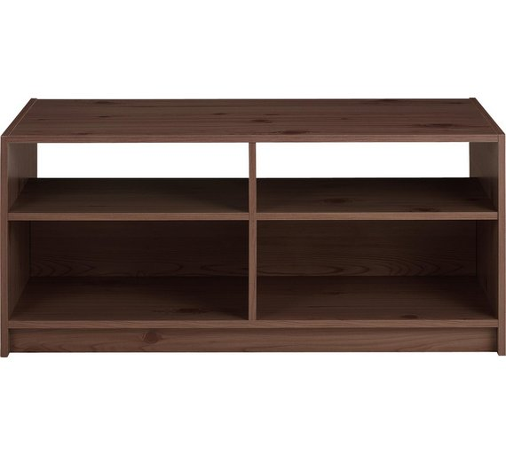 Buy Home Maine Tv Unit Walnut Effect At Your Online Shop For Entertainment Units