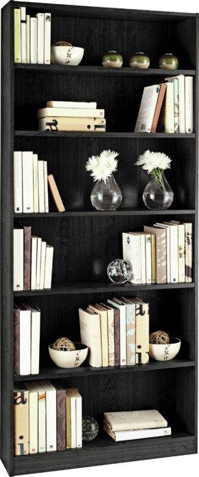 Argos Home Maine 5 Shelf Tall Wide Bookcase review