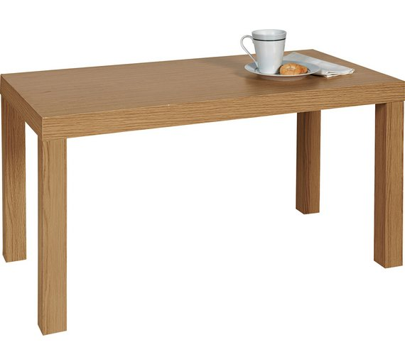 buy home coffee table oak effect at your. Black Bedroom Furniture Sets. Home Design Ideas