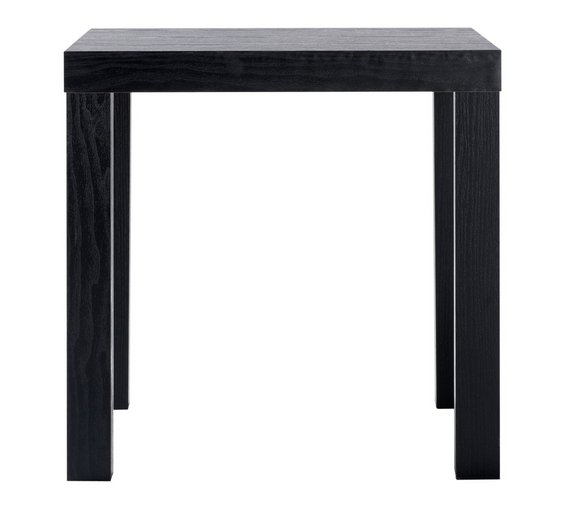 Buy HOME End Table - Black at Argos.co.uk - Your Online ...