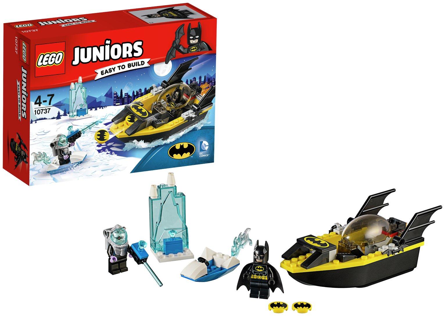 LEGO Juniors Batman Vs Mr Freeze - 10737