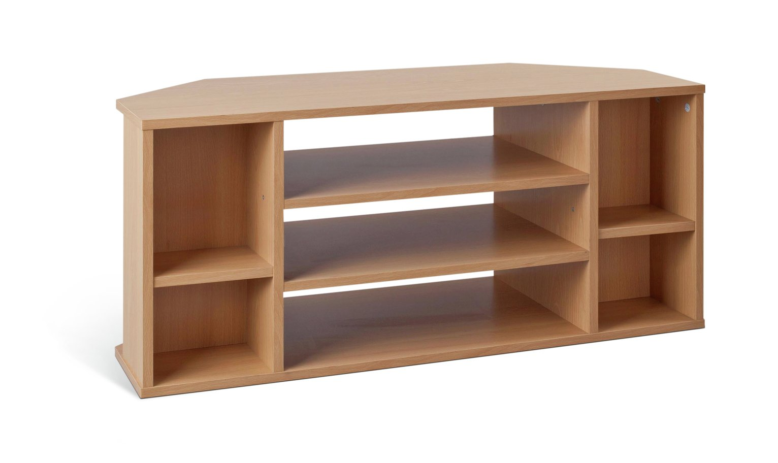 Argos Home Suki TV Unit - Beech Effect