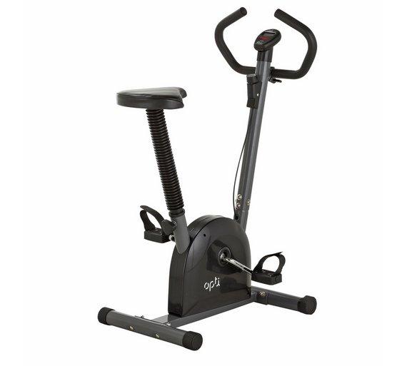 Buy Opti Manual Exercise Bike | Exercise bikes | Argos