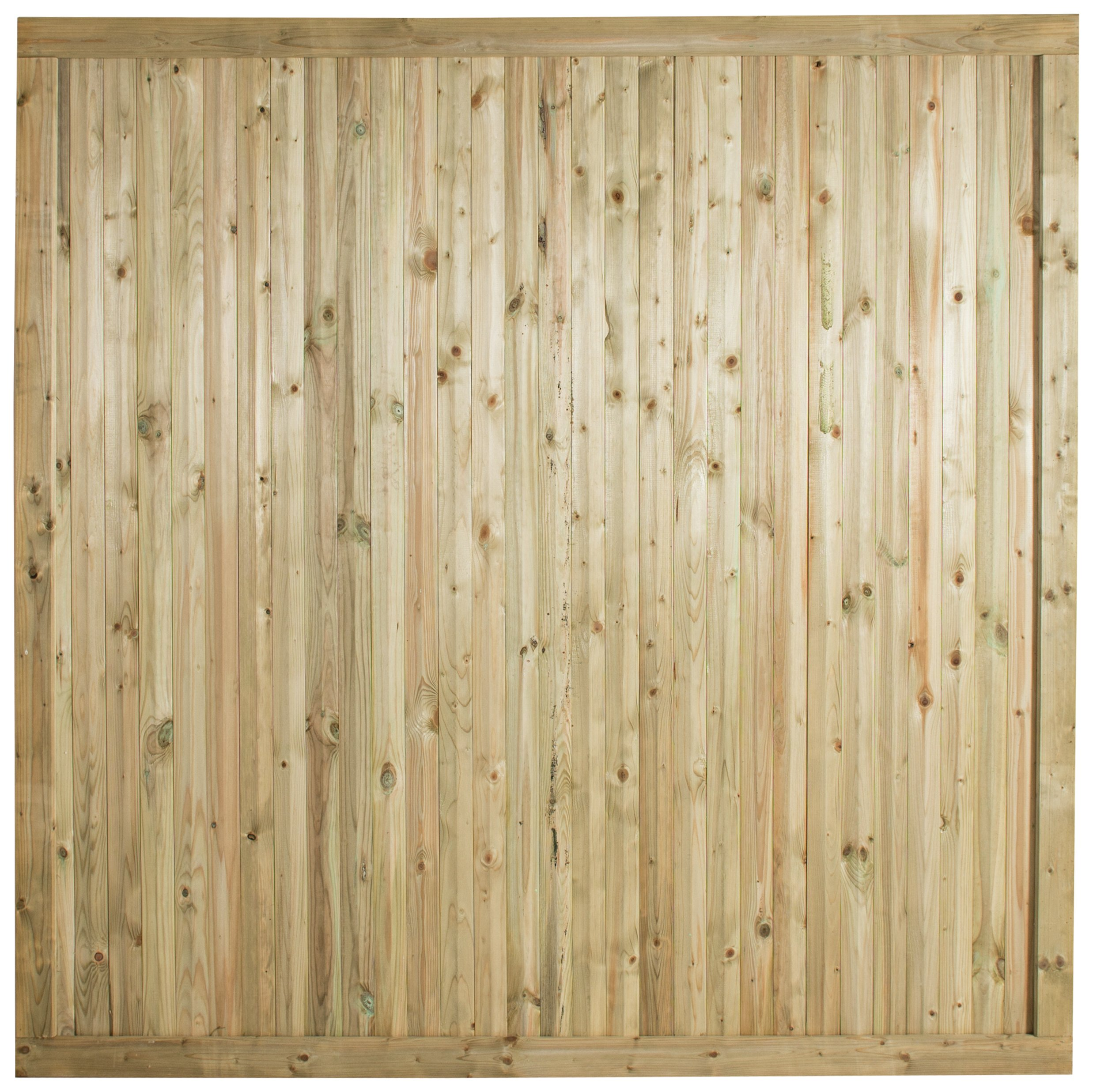 Forest Decibel Noise Reduction 6ft Fence Panel - Pack of 5