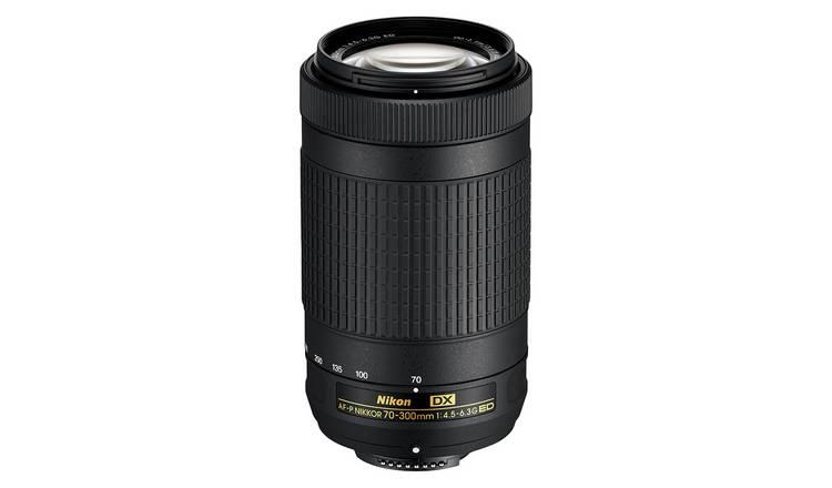 Nikon AF P DX NIKKOR 70 300mm Lens