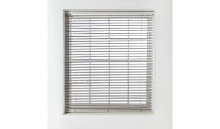Buy Argos Home Wood Venetian Blind 3ft Grey Limited Stock Home And Garden Argos