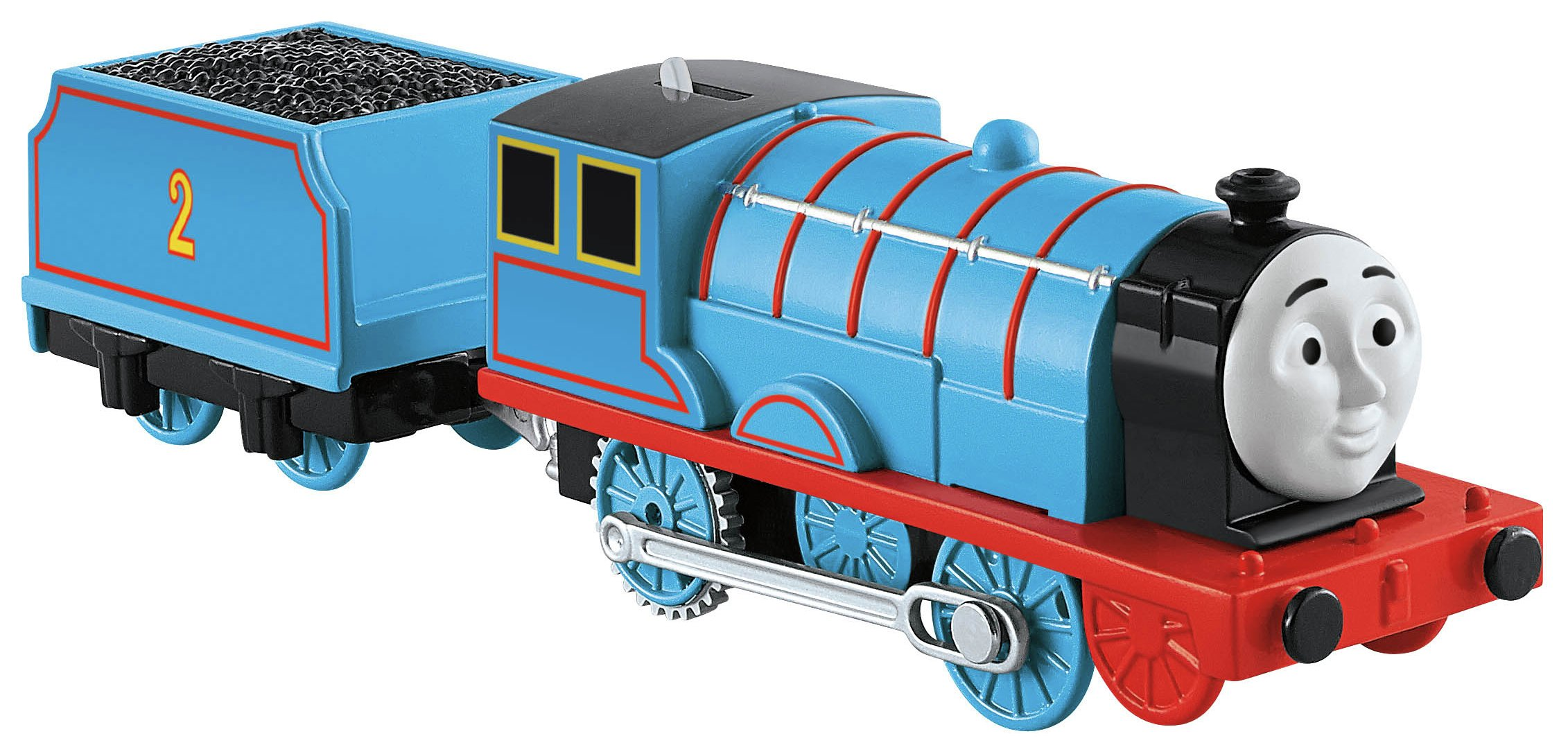 Image of Thomas & Friends Trackmaster Motorised Edward Engine