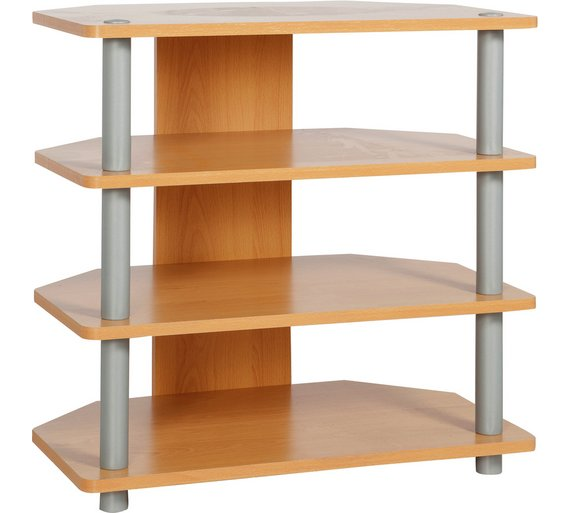 Buy Home Verona Corner Tv Unit Beech Effect At