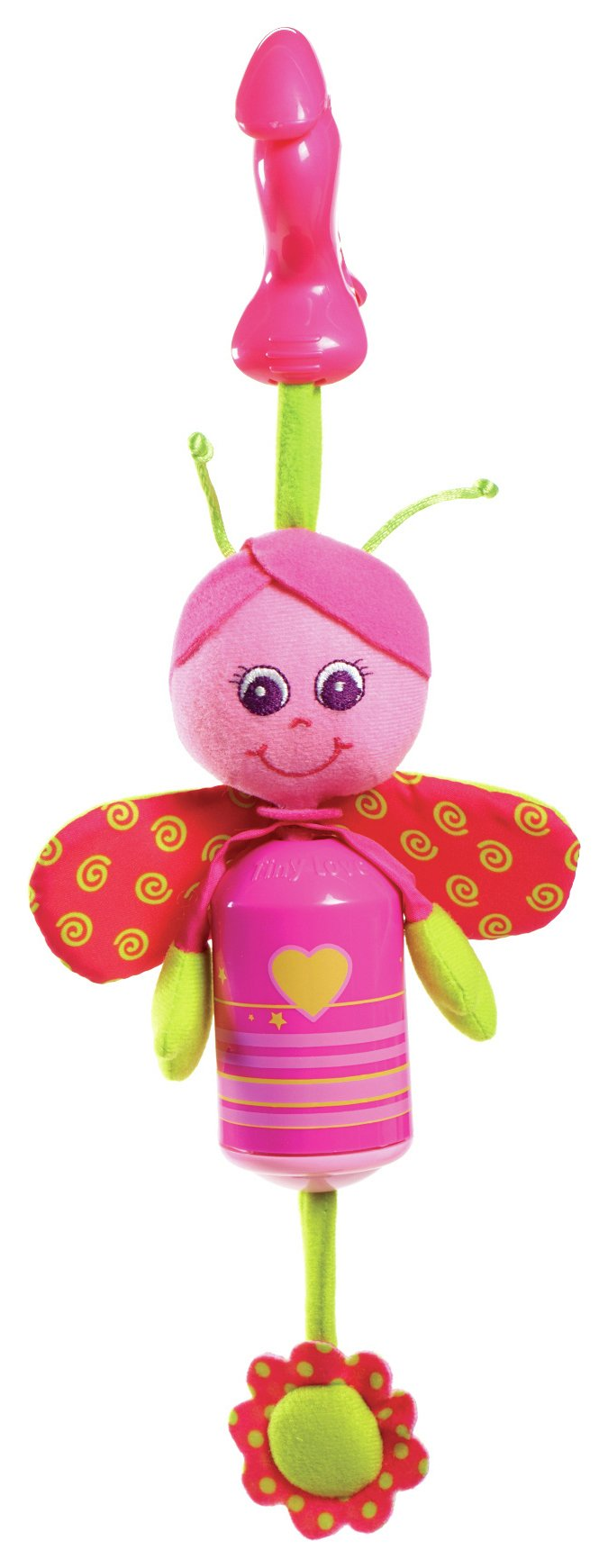 Image of Tiny Love - Wind-Chime - Baby Butterfly - Baby Toy