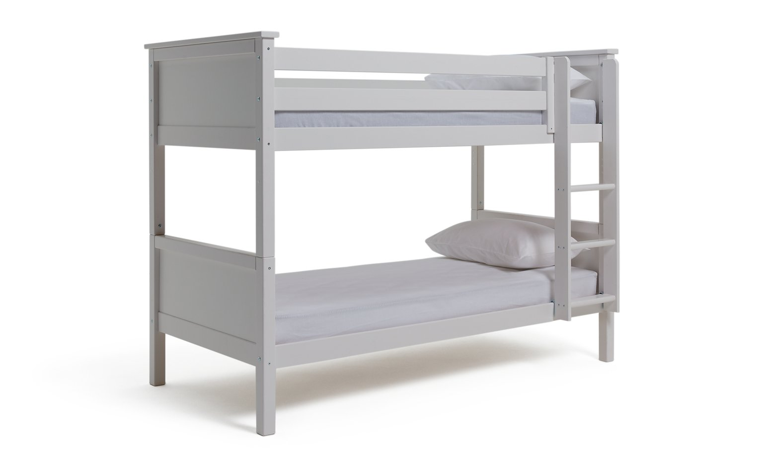Argos Home Brooklyn White Bunk Bed Frame