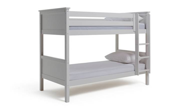 Buy Argos Home Brooklyn Bunk Bed Frame White Kids Beds Argos