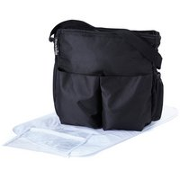 Clair De Lune - Salisbury - Changing Bag Black