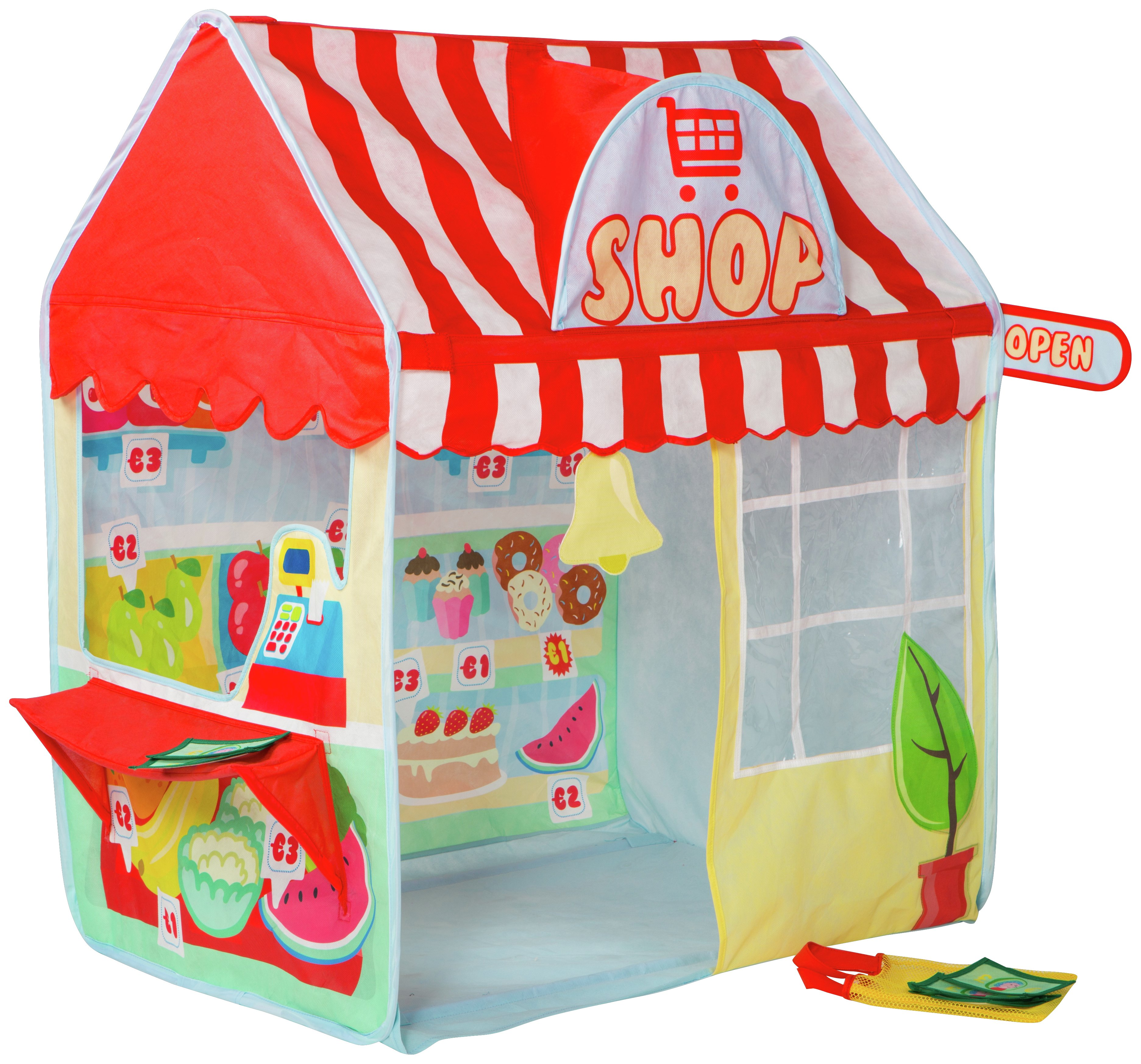 Chad Valley - Shop Play Tent