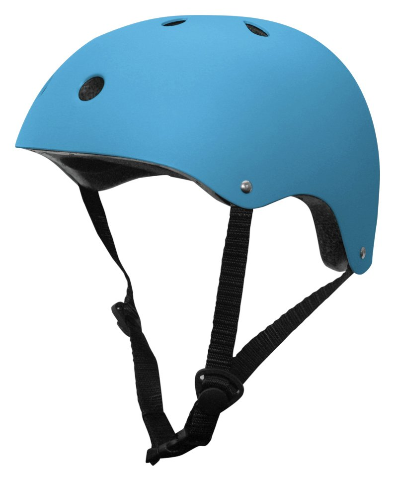 Image of Feral 54-58cm Bike Helmet - Blue.