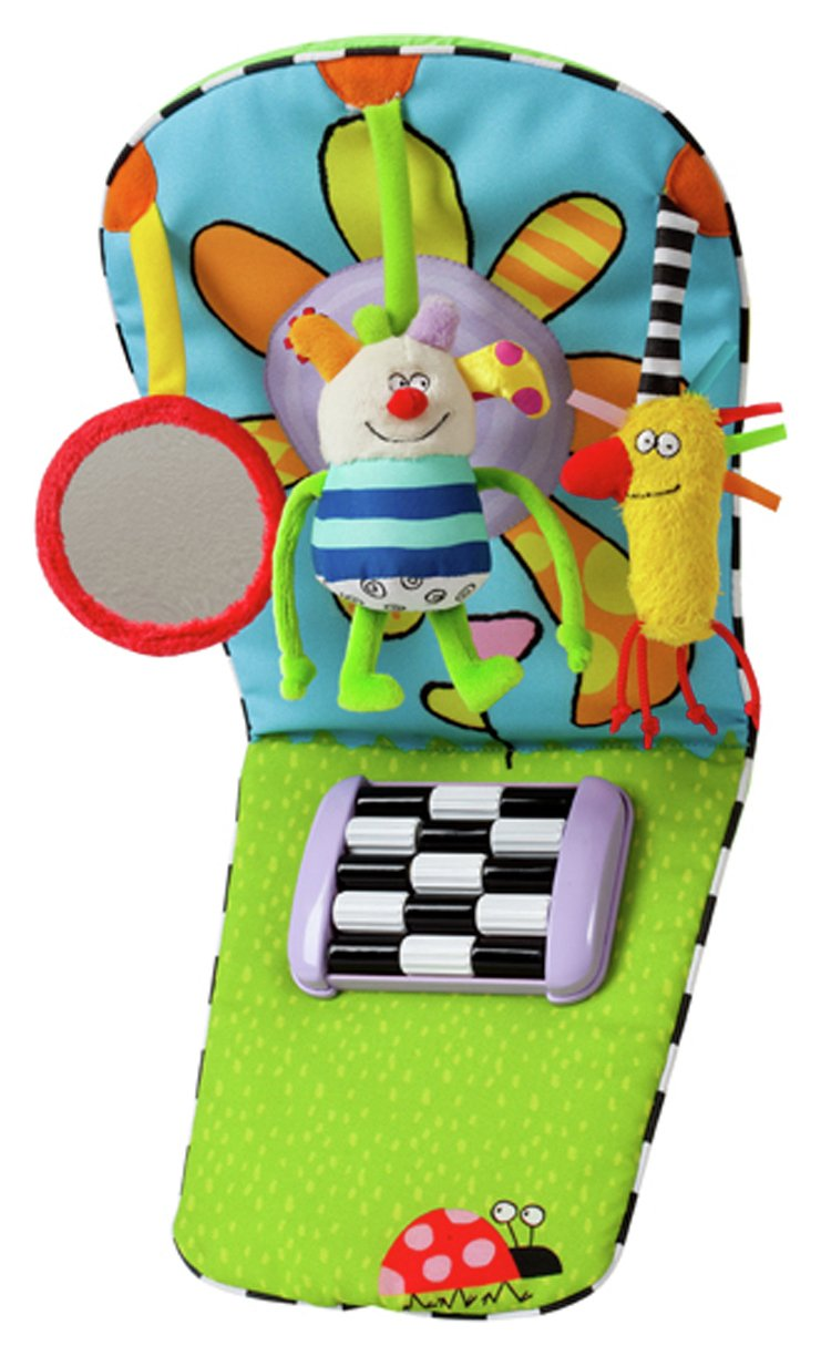 Taf Toys Feet Fun Kooky Car Toy.