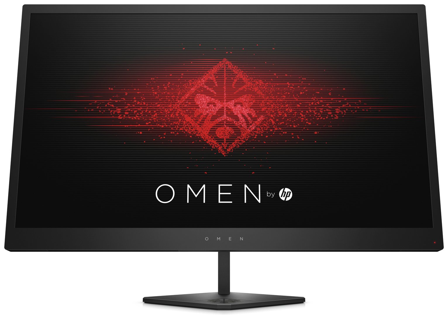 OMEN by HP 25 24.5 Inch FHD 144Hz 1ms Gaming Monitor - Black