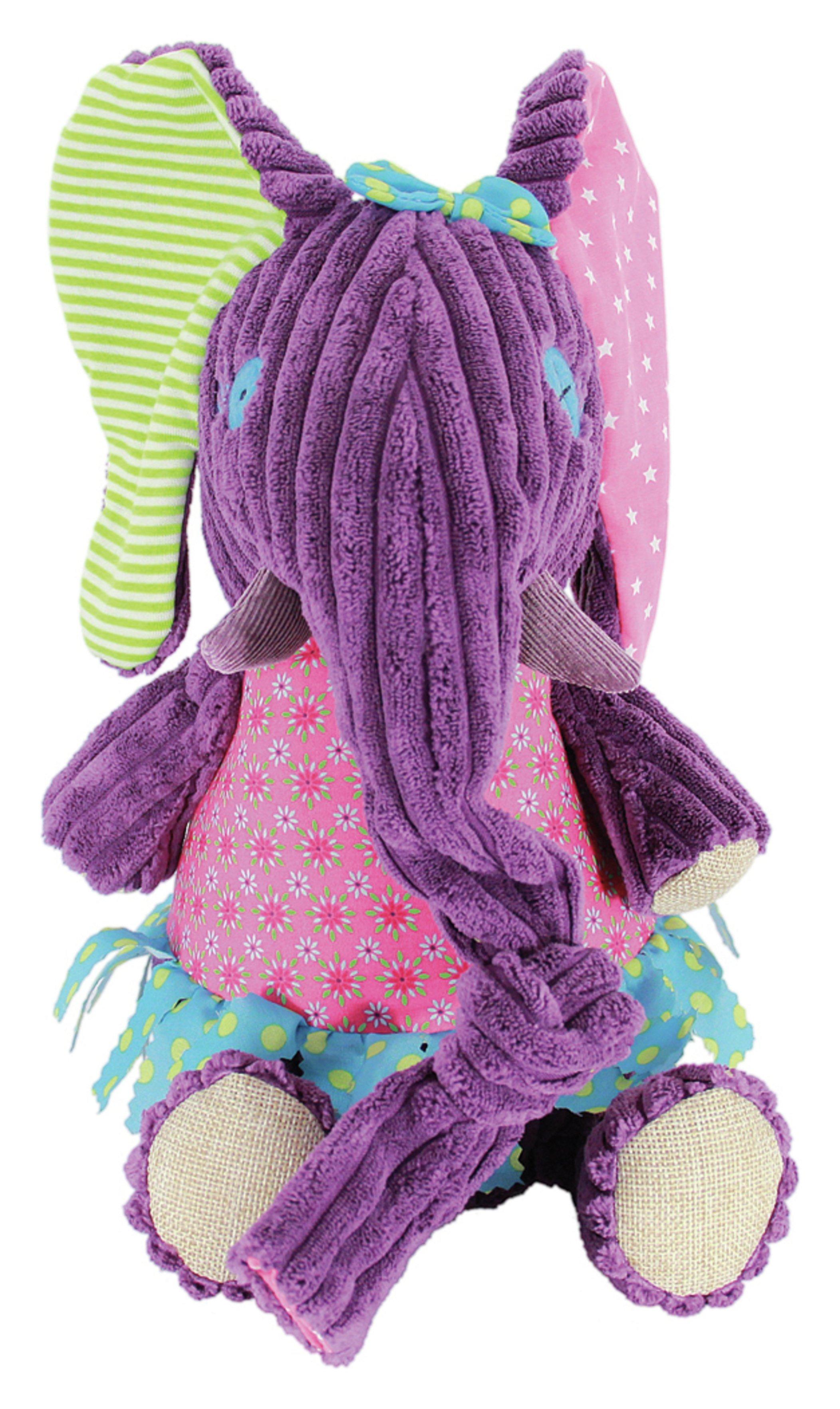 Image of Deglingos Original Elephant Soft Toy.