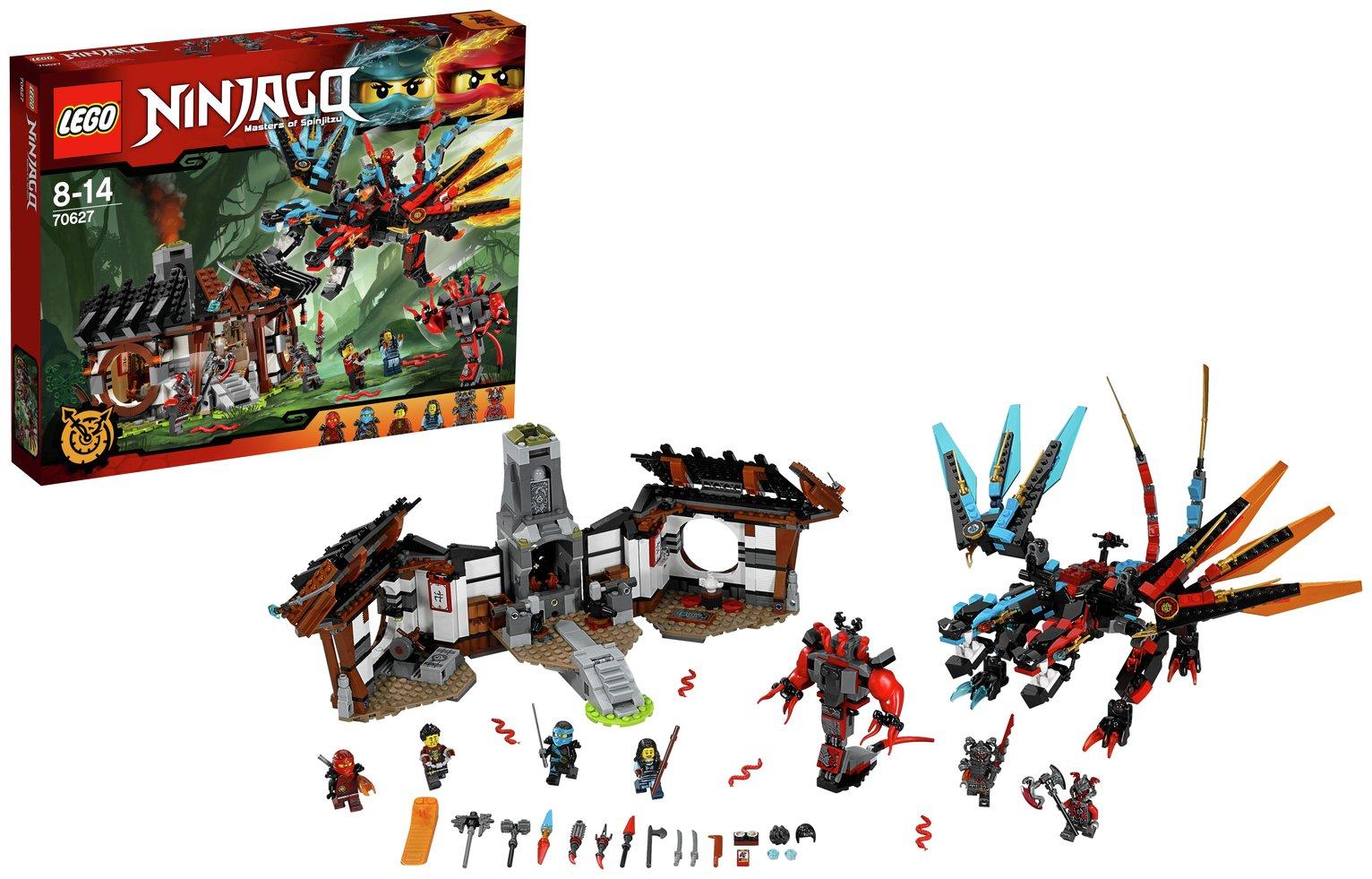 LEGO Ninjago Dragon's Forge - 70627