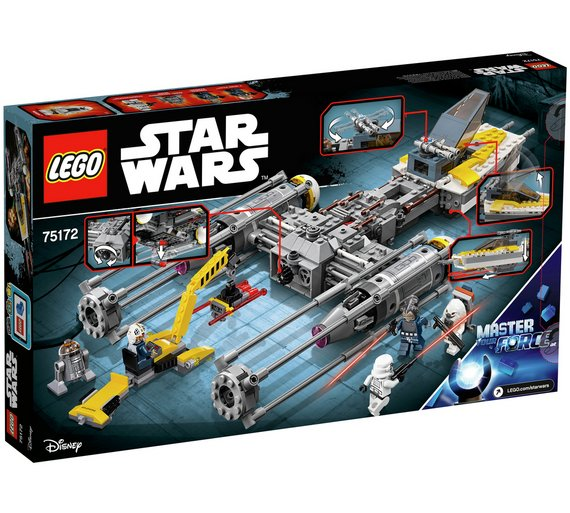 Buy LEGO Star Wars Y-Wing Starfighter