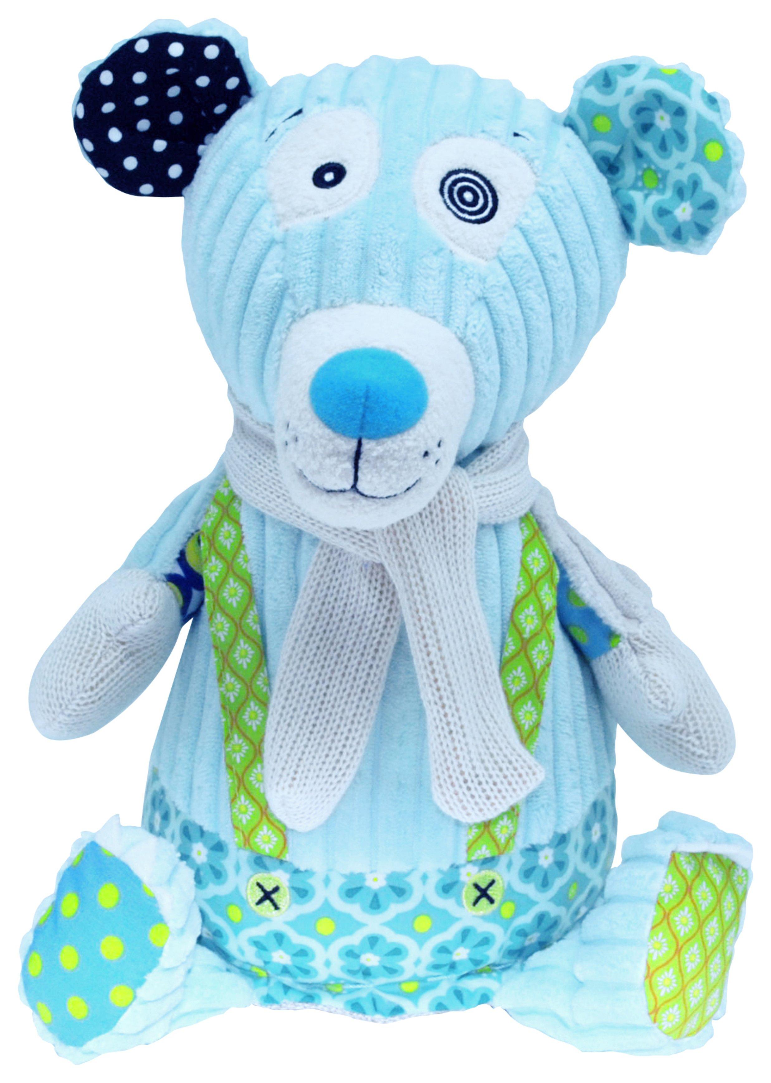 Image of Deglingos Original Polar Bear Soft Toy.