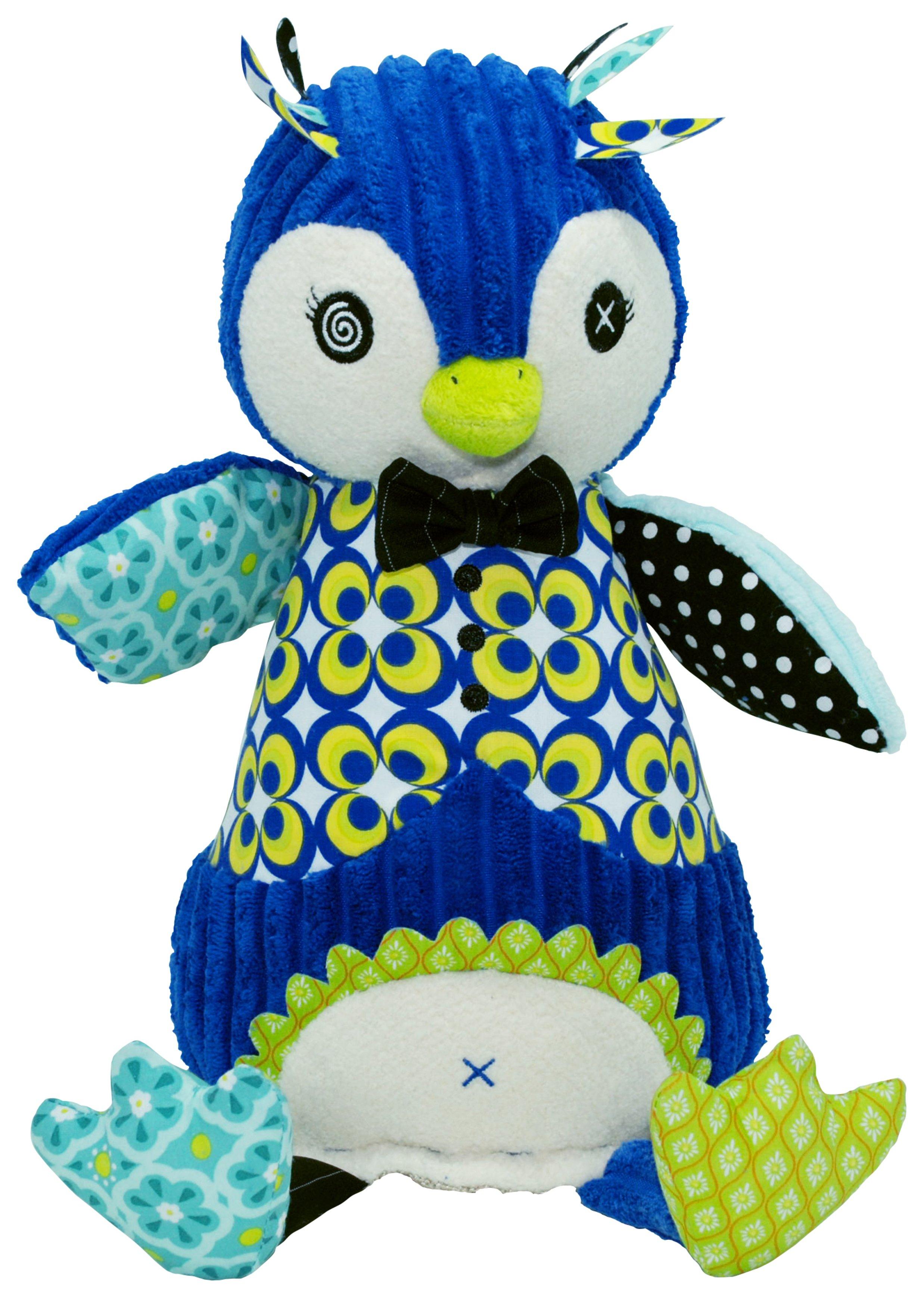Image of Deglingos Original Penguin Soft Toy.