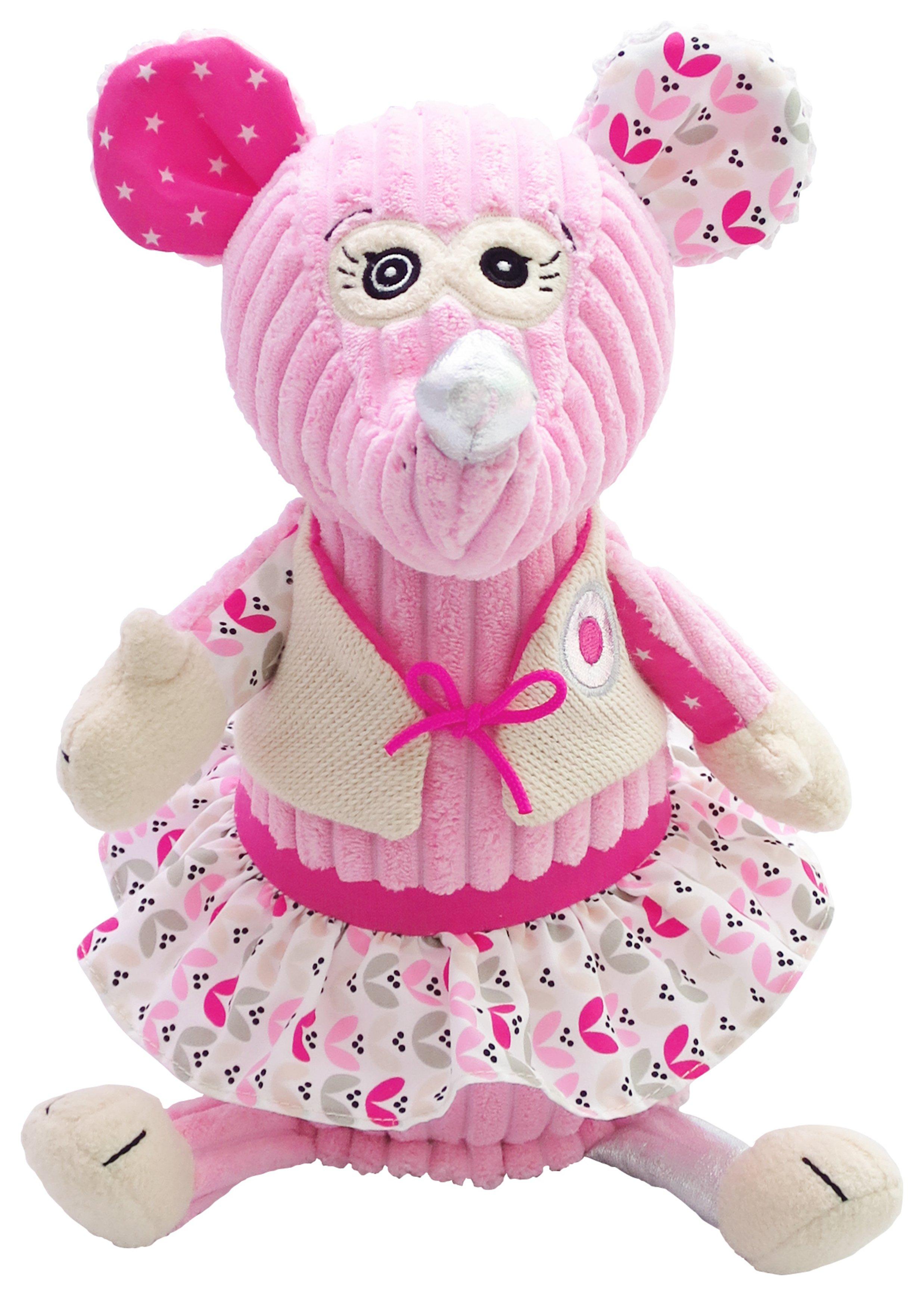 Image of Deglingos Original Mouse Soft Toy.