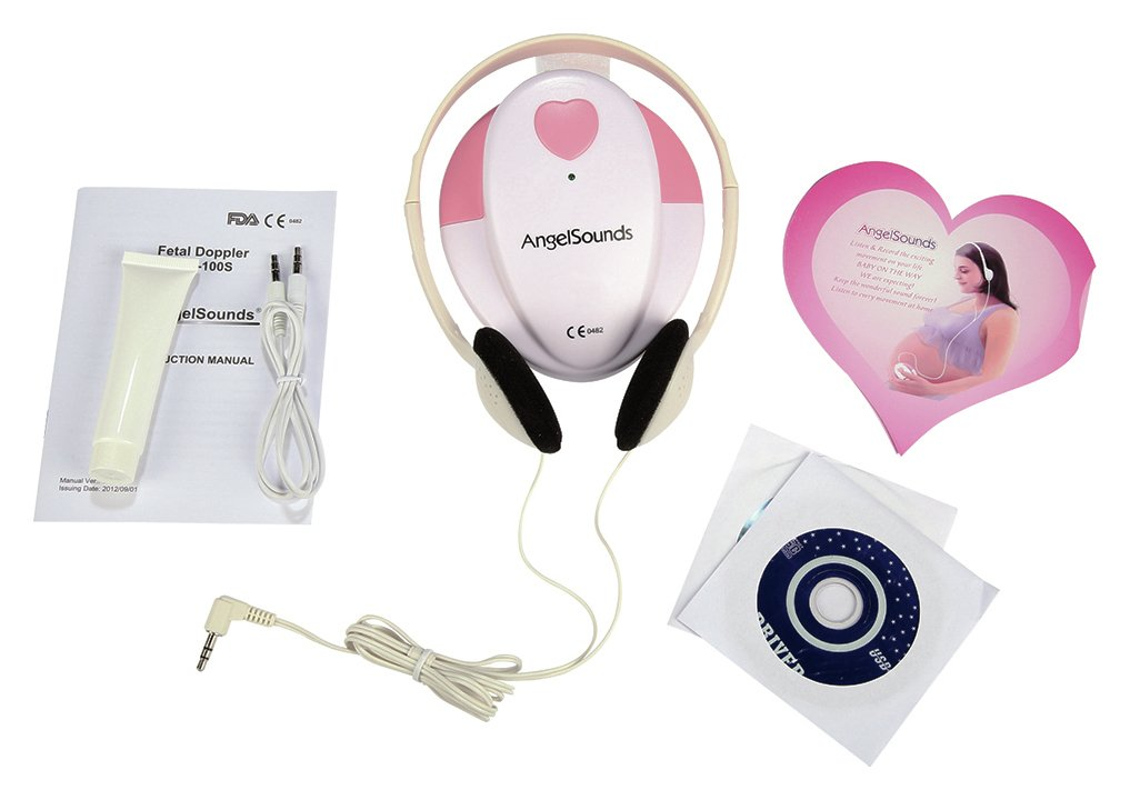 Image of Angelsounds Baby Sound Monitor Starter Pack.
