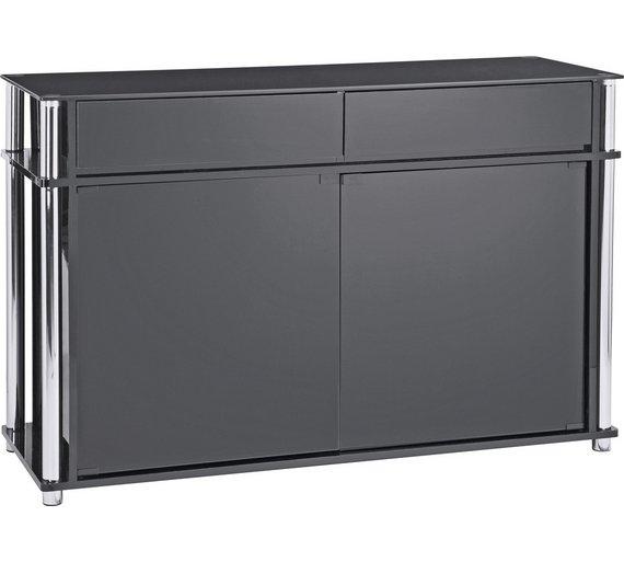 Buy HOME Matrix 2 Door Drawer Large Sideboard