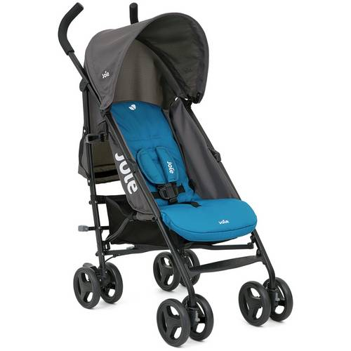 Buy Joie Nitro Stroller Blue Prams And Pushchairs Argos