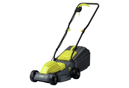 Image of the Challenge Corded Electric Lawnmower - 1000W
