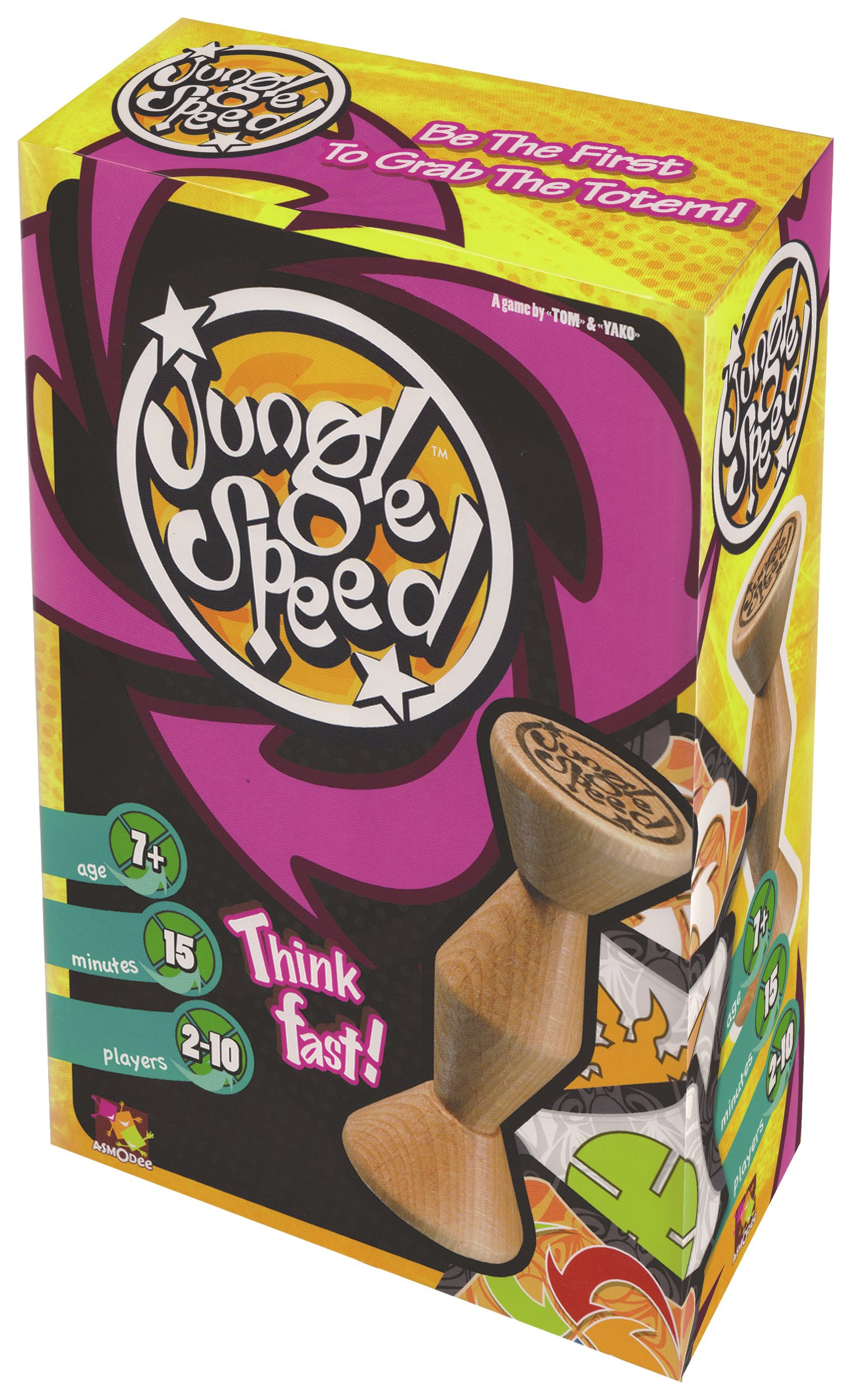 Image of Jungle Speed - Game.