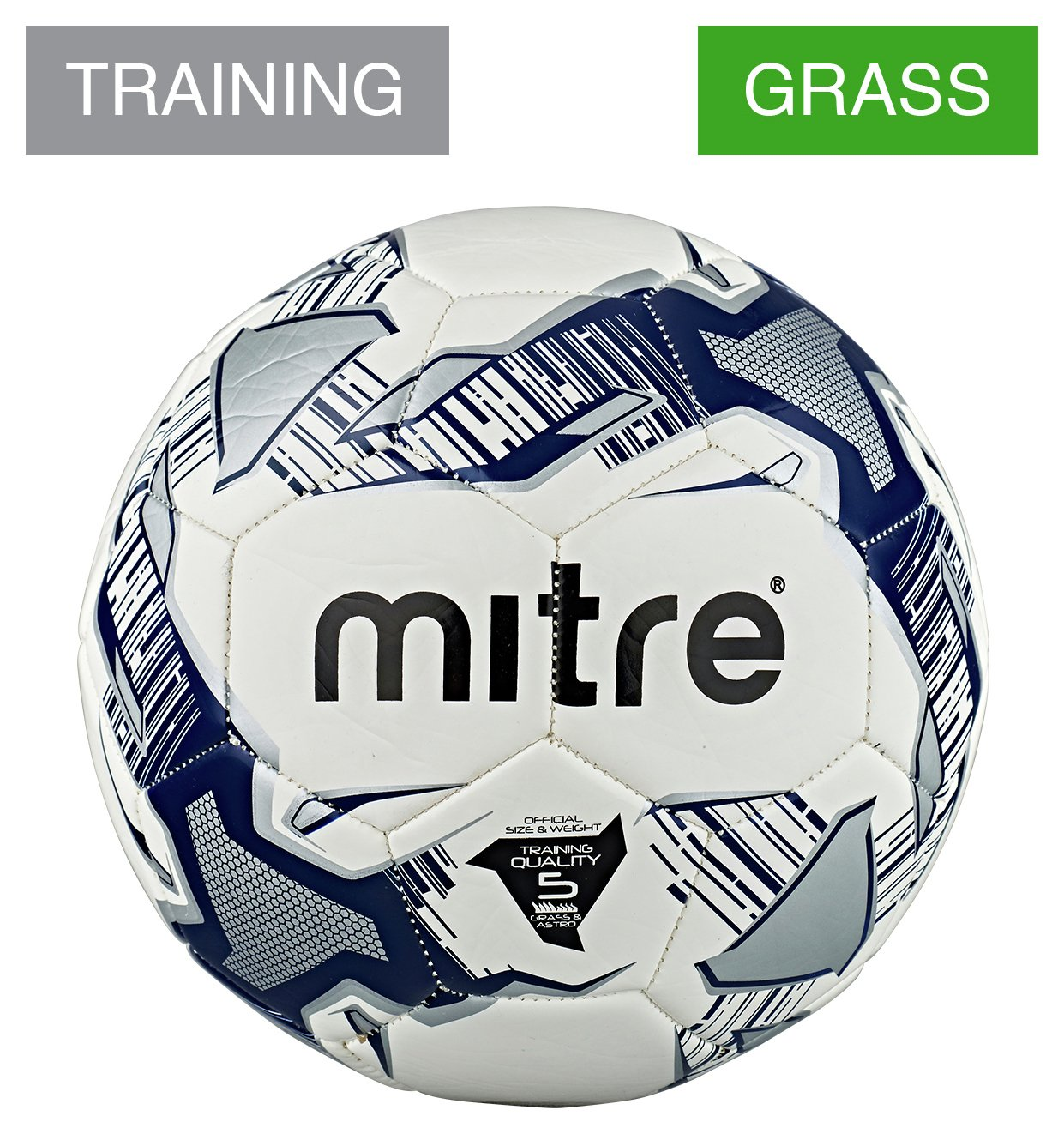Mitre Primero Size 3 Training Football.
