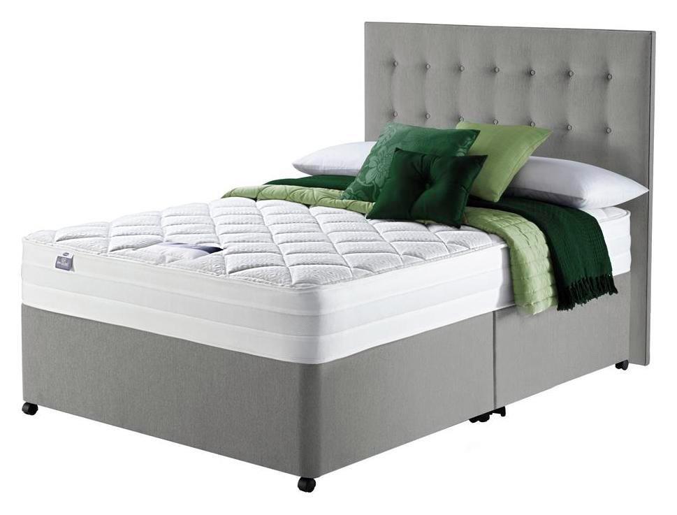 Silentnight Knightly 2000 Luxury Divan Bed - Kingsize