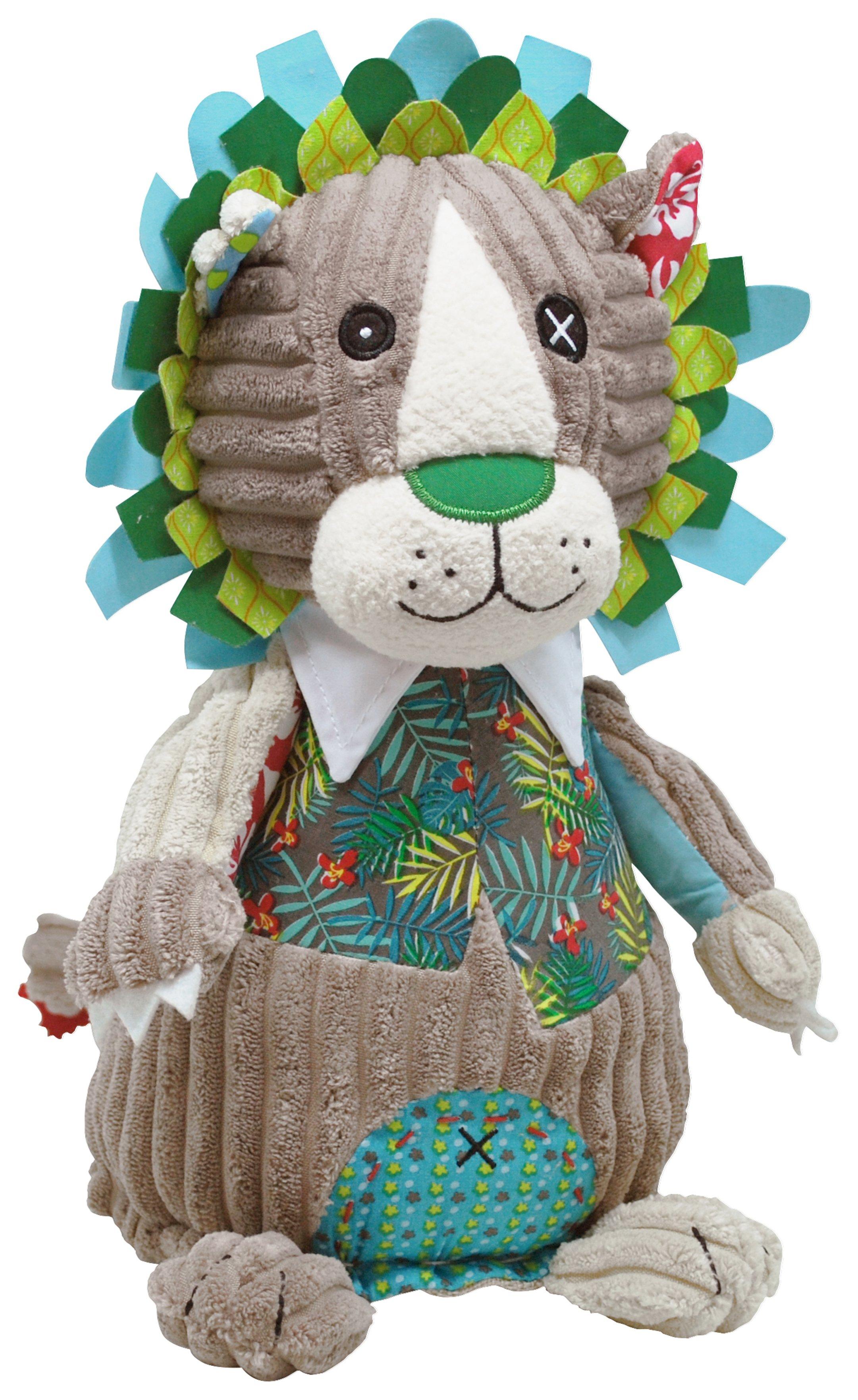 Image of Deglingos Original Lion Soft Toy.