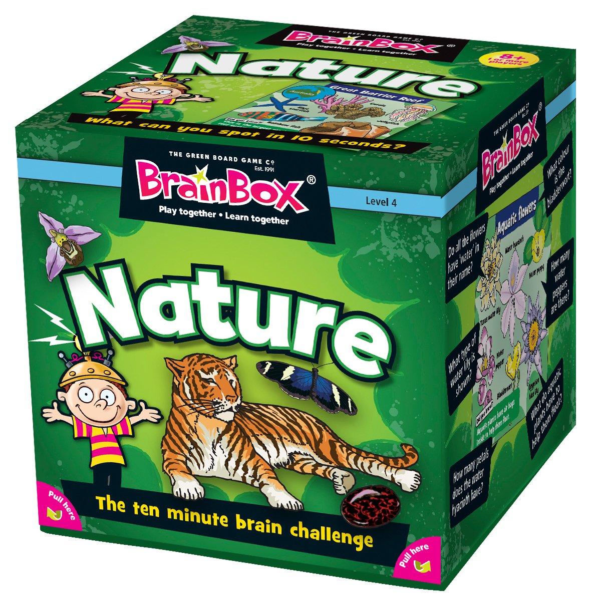 Image of BrainBox Nature.