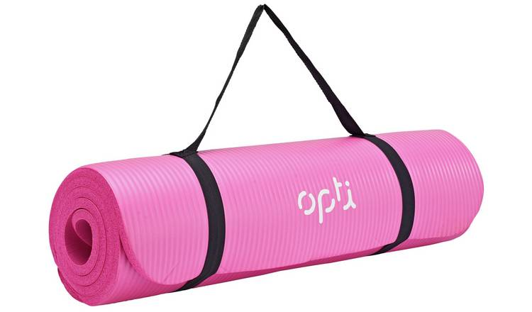 Opti 12mm Thickness Yoga Exercise Mat